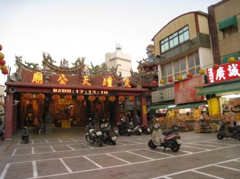 台南天壇(天公廟)
